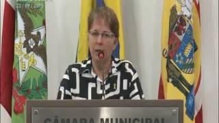 Moção de louvor e homenagem no Legislativo - Márcia Pontes