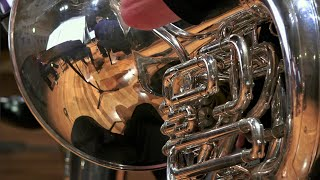Grimethorpe Colliery Band: 'Peacemakers' [HD] The Music Show, ABC RN