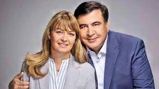Саакашвили отпразднует годовщину своей свадьбы в Грузии