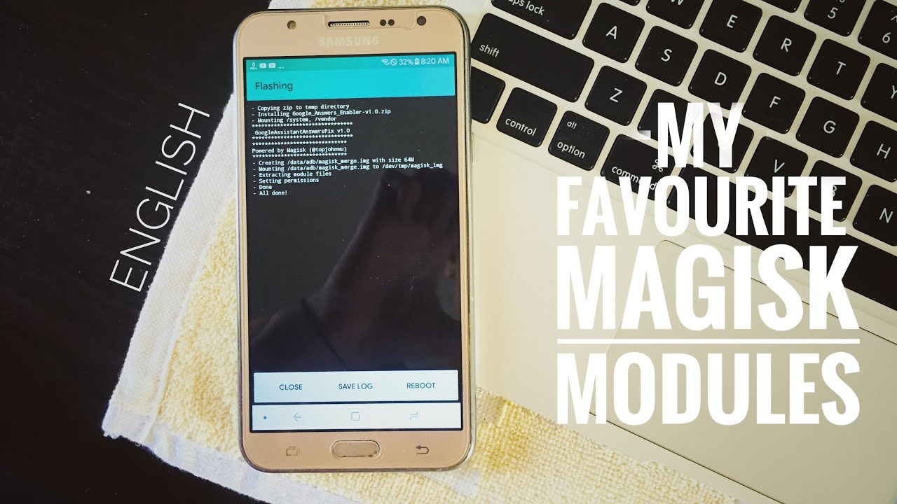 My Favourite Magisk Module! Must TRY|| ENGLISH HD