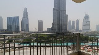 2 bedrooms in Standpoint Tower Downtown Dubai for rent