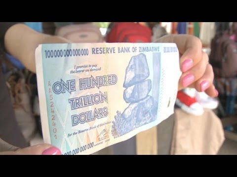 How Zimbabwe functions without a local currency