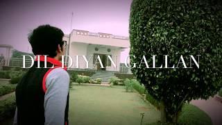 Dil Diyan Gallan Dance Choreography | Vishnu Gupta Dance | Best Dance For Beginners |