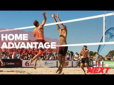 Volleyball Ep 1 | Pro Tips With Beach Black Johann Timmer | Home Advantage