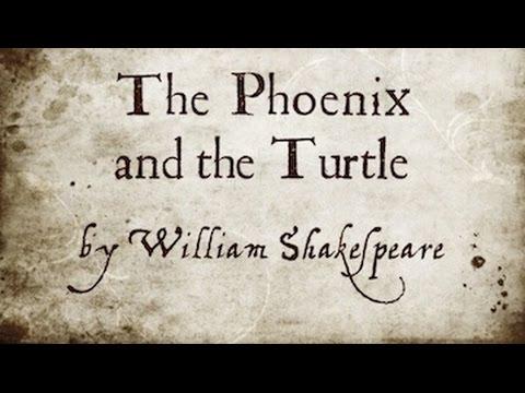Shakespeare's 'The Phoenix and Turtle' readbyOÁC/Music:W. Byrd - de.en.es.fr.it.ru subs