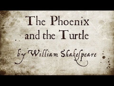 the phoenix and the turtle pdf