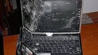 безумный ремонт ноутбука(замена матрицы) KAV60(, 2015-04-15T20:26:10.000Z)