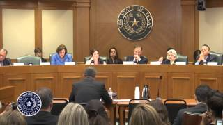 Texas Attorney General Ken Paxton Testifies on Abortion Provider Practices