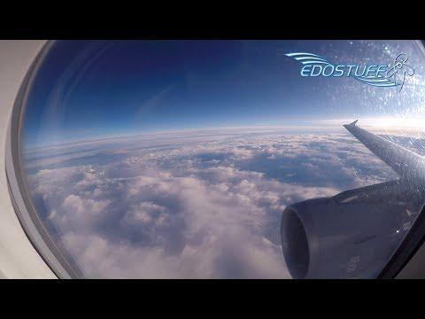 Croatia Airlines A320 9A-CTJ - Flight Zagreb ZAG - FRA Frankfurt am Main
