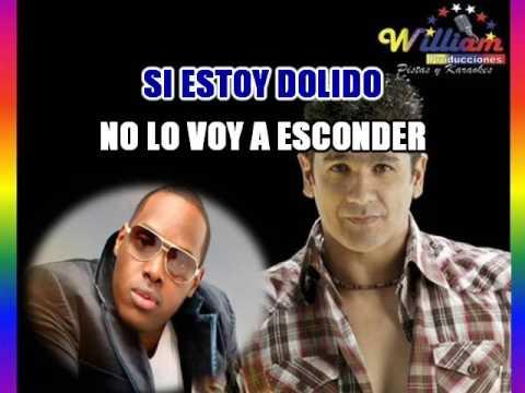 Eddy Herrera & Magic Juan - Estoy Dolido (Demo Karaoke)