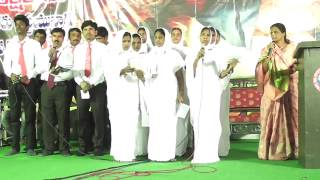 2017 Latest christain song Visvasavirulam by Eda ministries choir