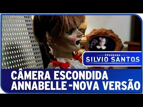 Annabelle - Versão 2015 | Câmeras Escondidas (02/03/15)