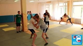 Гиревой спорт Открытый урок - Тренировка на ковре