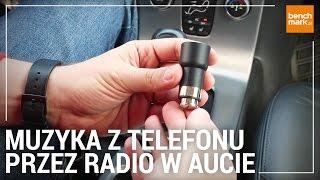 Muzyka z telefonu przez radio w starszym aucie - Xiaomi Roidmi 2S