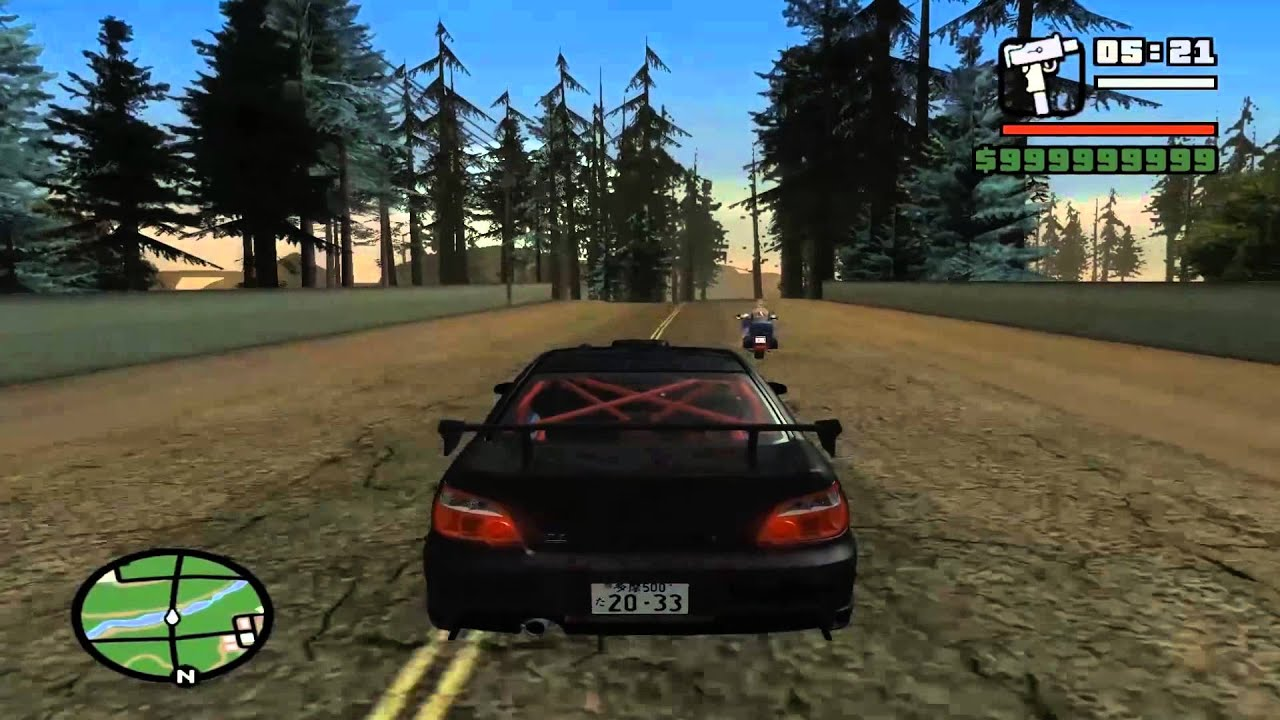 Top Drift Cars In Gta San Andreas Download Links Youtube