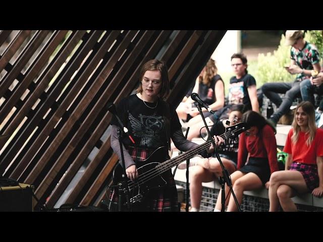 12 Goon Lagoon - The Fence (Tim Minchin)