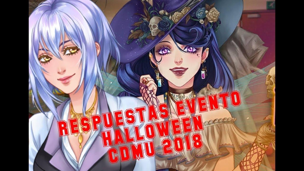 Halloween 2020 Respuestas Corazon De Melon RESPUESTAS EVENTO HALLOWEEN CORAZÓN DE MELON UNIVERSIDAD 2018 HD