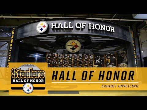 Hall of Honor: Exhibit Unveiling