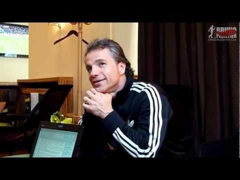Bruno Pelletier - Special interview for Official Russian Fan-Club (Kiev 21.05.2011) - Part II