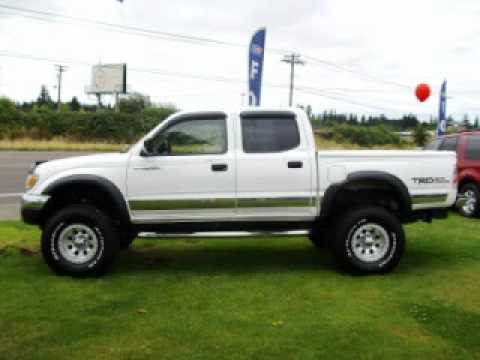 2004 Toyota Tacoma Lifted In Hillsboro Or Youtube