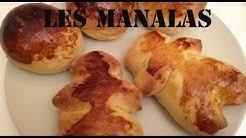 Recette facile : Manala, et pâte à brioche | FastGoodCuisine