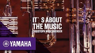 Christoph Moschberger | It´s about the music | Yamaha Music