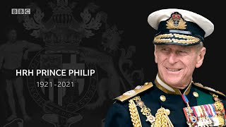 The Duke of Edinburgh, Prince Philip has died aged 99 - BBC News