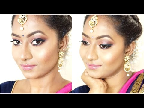 South Indian Bridal makeup tutorial | TAMIL BRIDE | Beauty Maven