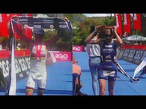 Bradley Weiss, Carina Wasle retain XTERRA Danao Asia Pacific Triathlon