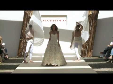 Abiti da Sposa - Gai Mattiolo - YouTube 6437e165d6b4