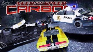 Cops vs Cops?! - NFS CARBON CHALLENGE SERIES Part 3 | Lets Play NFS