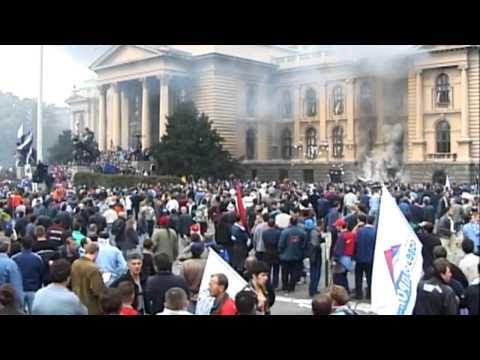 Konačni obračun - dokumentarni film o Petom oktobru ili kako je srušen Milošević