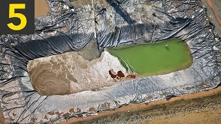 Top 5 Most Radioactive Places on Earth