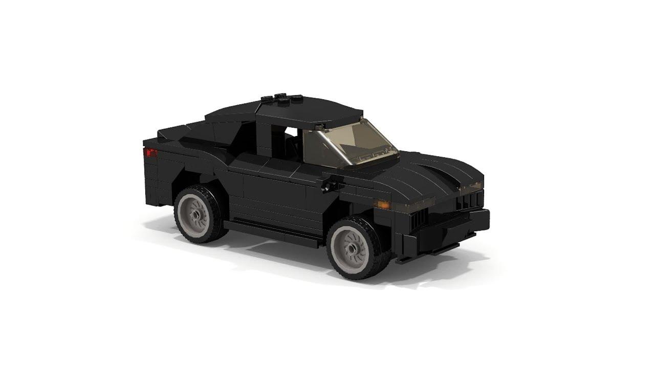 Lego Lamborghini Urus Style Performance Suv Moc Tutorial Youtube