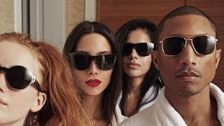 Get Pharrell's new album G I R L with 10 Brand New Tracks on iTunes...