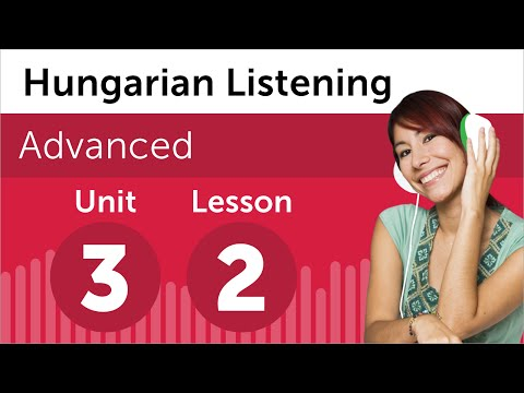 Hungarian Listening Practice - Choosing Travel Insurance in Hungary