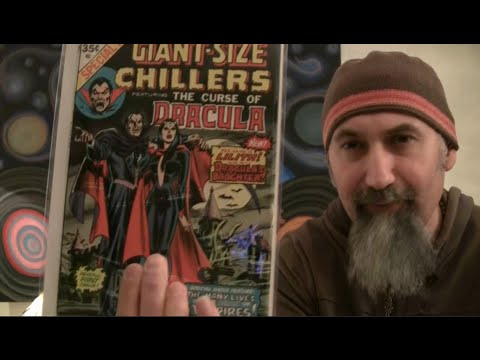 Let's Check out the Comic Book Collection I Bought on Ebay, Box 1 - ASMR - Soft-Spoken, Comic Haul