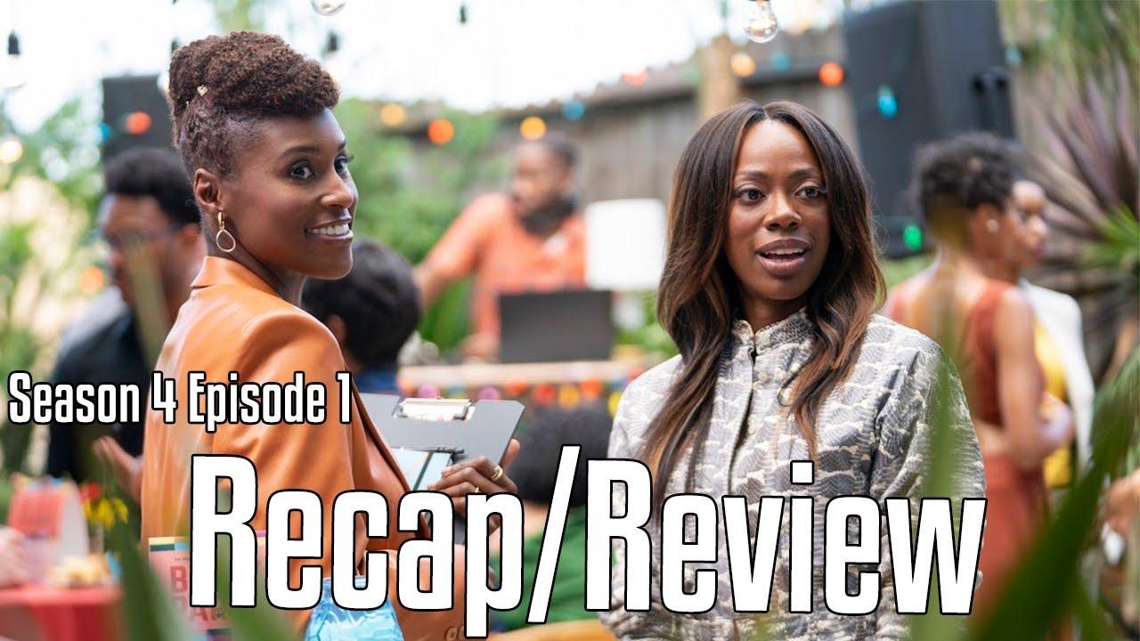 """Download Cdiggi1 Recaps/Reviews: """"Insecure"""" Season 4 Ep.1"""