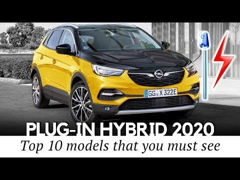 Top 10 Upcoming Plug-in Hybrid Cars Bringing More Electric Range in 2020