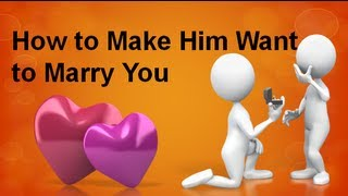 How To Make Him Want You | 3 Ridiculous Tricks To Make Him Ache With Pure Love For You (CLICK HERE)