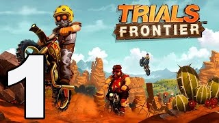 trials frontier gameplay walkthrough part 1 ios android