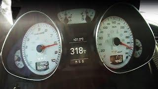 Audi R8 V10 Biturbo 1000HP Acceleration 0-300 Sound