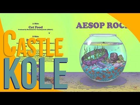 Cat Food Lyrics - Ft. Aesop Rock (Prod. by Blockhead)