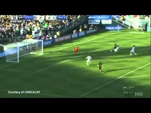 MNT vs. Mexico: Highlights - June 25, 2011