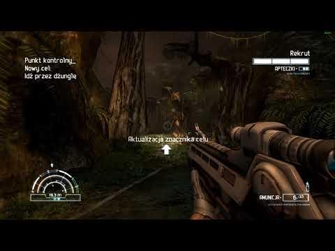 Zagrajmy w Aliens vs Predator 3 Kampania Marine Dżungla i Ruiny Odc 8