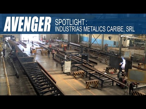 Ocean Avenger - Customer Spotlight: Indumeca, Santo Domingo