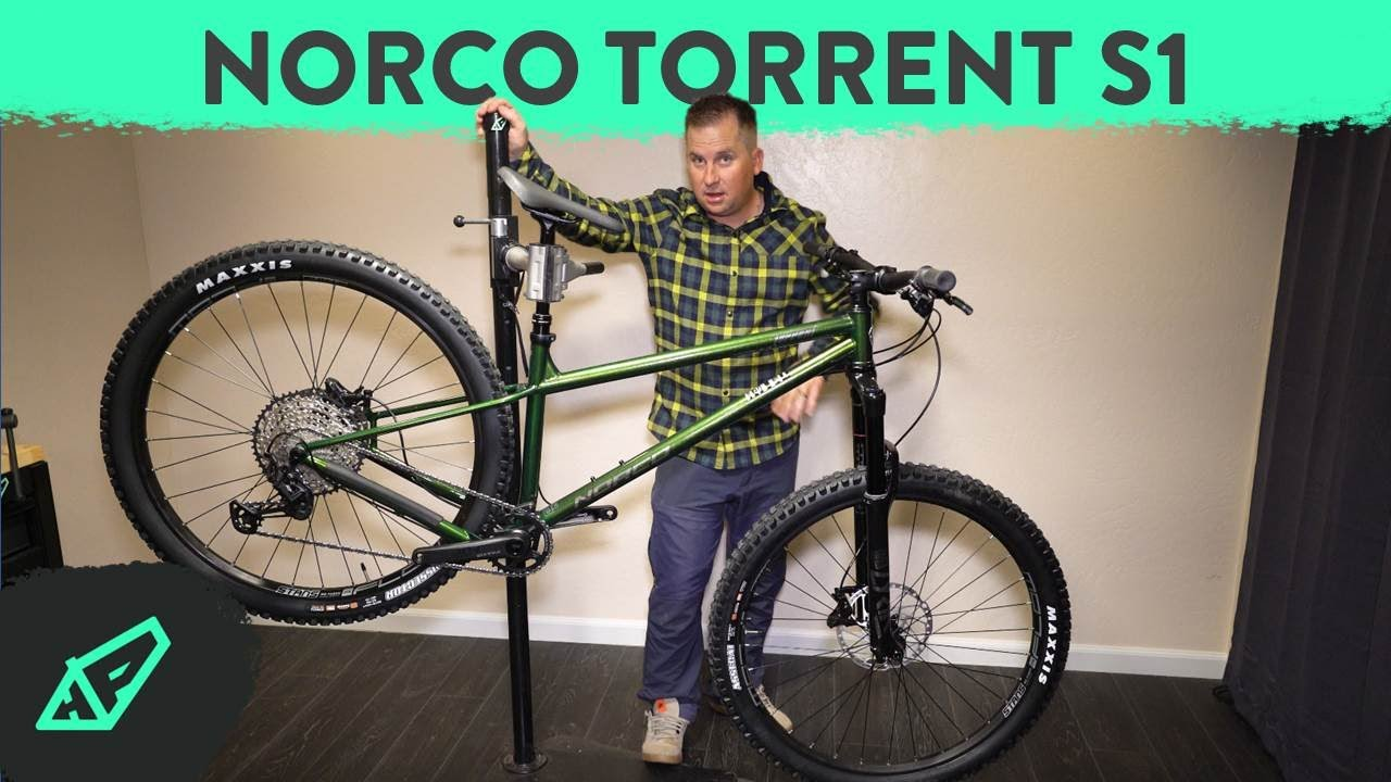 The 2021 Norco Torrent S1: First Look At Their Flagship Hardtail