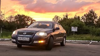 Тест драйв Nissan Almera Classic