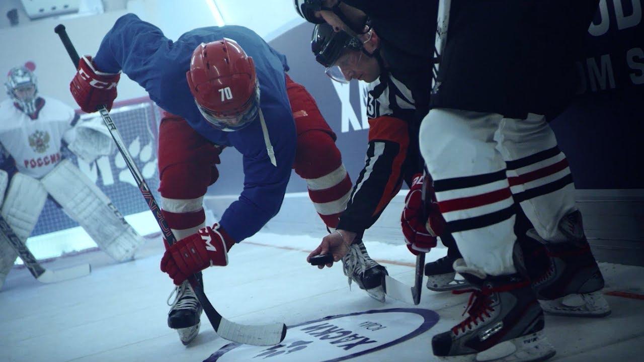 Хоккей в фуре - вызов принят!