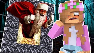 HOW TO MAKE A PORTAL TO SANTA.EXE ! Minecraft Little Kelly